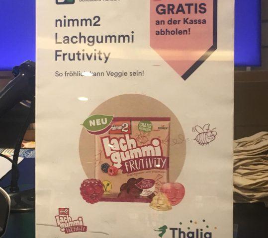 Die neuen nimm2 Lachgummi Fruitivity bei Thalia 3/3